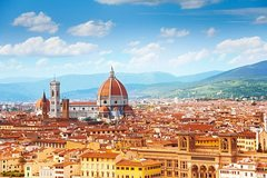 Florence Walking Tour & Museum Visit