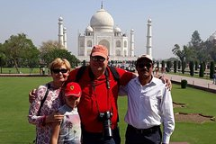 Overnight Trip to Agra from Delhi