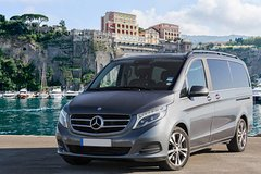 Private transfer from Naples to Sorrento or vice versa by Van
