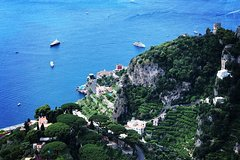 Amalfi coast with Positano & Ravello from Naples Port