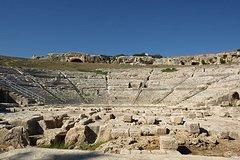 Greek Theater - Ortigia walking tour