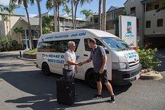 Proserpine Queensland Return Airport Transfer 86665P3