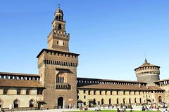 Leonardo & Michelangelo Genius in Milan: Sforza Castle & Last Supper Guided Tour