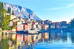 Full-Day Private Trip from Milan to Lake Como & Bellagio with Cruise on