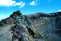 Mount Vesuvius full day