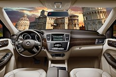 Private Transfer from Pisa Airport to Florence City centre