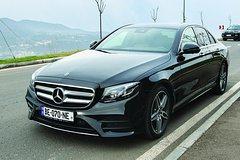 Mercedes-Benz Weekend retreat