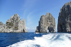 Capri Private Boat Experience with Skipper from Naples