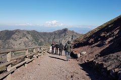 Day trip to Mt Vesuvius from Naples