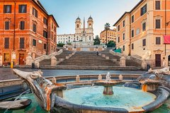 Discover Rome at dusk