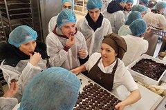Chocolate Factory tour
