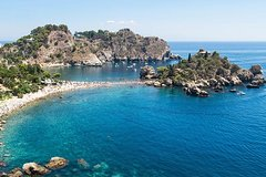 BEST OF MESSINA SHORE EXCURSION: TAORMINA, NAXOS, ISOLABELLA, CASTELMOLA TOUR