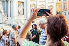 Cinematic Rome: Trevi Fountain & Spanish Steps