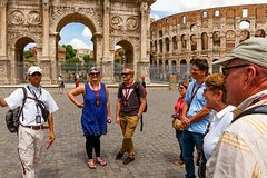 Rome: Colosseum VIP Tour