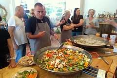 Imagen Paella cooking class and workshop in valencia lagoon rice farm