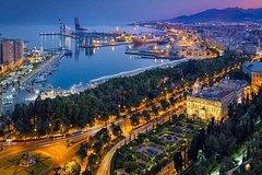 Ver la ciudad,Málaga de tapas