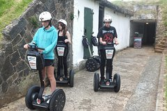 Imagen Guided North Head Fort Segway Tour in Devonport Auckland