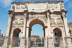 Rome in A Day Tour with Vatican Sistine Chapel Colosseum Forums Trevi &