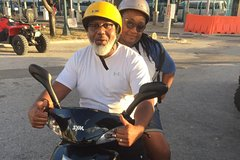 1Hour Scooter Rental Nassau Bahamas