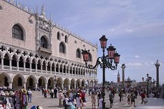 Sunday afternoon in Venice: St Mark's Basilica and Doge's Palace tour