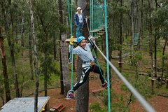 Imagen Busselton High Ropes and Zipline Adventure