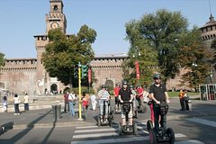 Private exclusive 4 hours Milan Segway Tour
