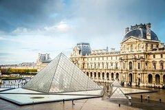 Imagen Evite las colas: visita con audio al Museo del Louvre