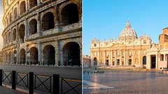 Super Saver Combo Vatican Museum Early Entrance & Colosseum Skip-The-Line tour