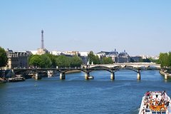 Imagen Seine River Cruise and Paris Canals Tour