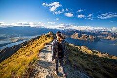 Imagen South Island Flexible Travel Pass - Christchurch Return