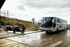 Transfer from Puerto Natales to El Calafate