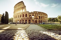 Tour of the Colosseum Roman Forum Capitoline Hill and Views from an Extraordinary Panoramic Terrace