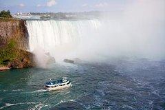 Cataratas del Niágara en un día: visita turística de lujo de los lados canadiense y estadounidense