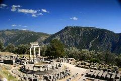 Ver la ciudad,Salir de la ciudad,Excursiones de más de un día,Excursión a Delfos,Excursión 1 día por Grecia clásica