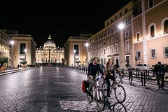 Rome By Night Bike Tour