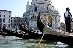 Gondola Ride and St Mark's Basilica Tour