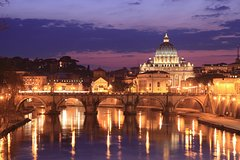 AROUND ITALY: ROME 1 DAY excursion from Milan