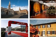 AROUND MILAN: MODENA 1 DAY excursion from Milan