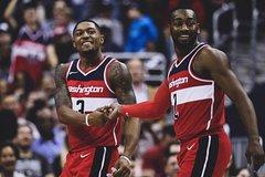 Washington Wizards NBA Basketball Ticket