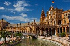 Imagen Tour Premiun Historia y leyenda de Sevilla-paseo en barco exclusivo-Flamenco