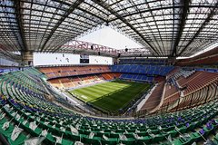 Europa League Milan Olympiakos 04th October Vip seats with Lounge and Buffe
