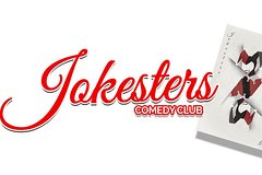 Jokesters Comedy Club at the D Las Vegas