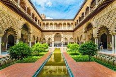 Imagen Evite as Filas: Excursão guiada de Alcazar em Sevilha