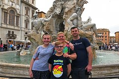 Kid-Friendly Castel Sant'Angelo Tour with Pantheon & Piazza Navona