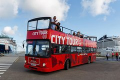 Red Sightseeing Tallinn Hop-On Hop-Off Bus