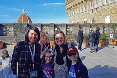 Skip the Line Florence Uffizi Museum Tour with Kid-Friendly Activities