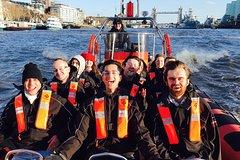 Imagen High-Speed Boat Trip through London