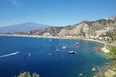 MESSINA SHORE EXCURSION: PRIVATE TOUR OF TAORMINA AND CASTELMOLA + PANORAMIC LUNCH
