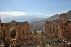 Taormina, a combination of history and traditions