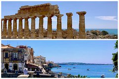 5-7 Days Private Tour around Sicily with Local Guide - from Taormina or Catania